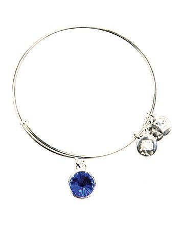 Alex and Ani September Birthstone Bangle | Bloomingdale's
