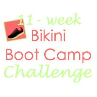 Bikini Boot Camp Challenge; 11 weeks of workouts; Thanks Hungry Runner!