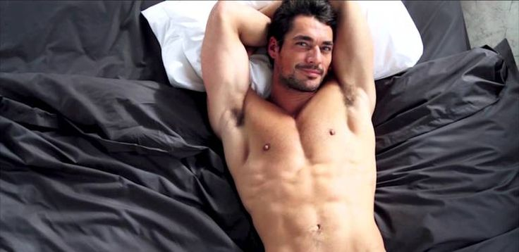male underwear models