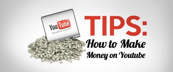 Make Money Online – YouTube (Video Partner Program)