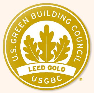 Destiny USA has received its LEED Gold Certification from the USGBC!