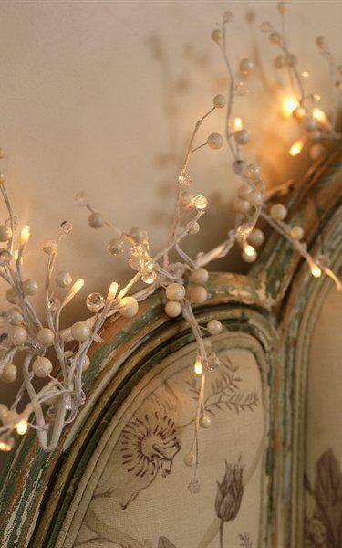 Gosto Disto!: Eu amo luzinhas - I love fairy lights