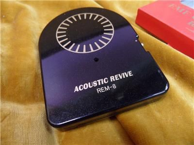Acoustic Revive Rem-8 Smoke and Mirrors EMF Canceller , used, for sale, secondhand