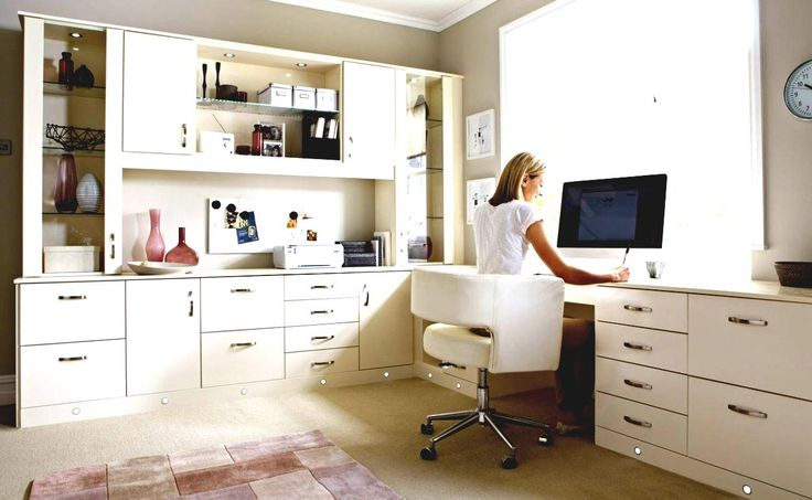 1000 ideas about ikea home office on pinterest desks - Home office cabinet design ideas ...