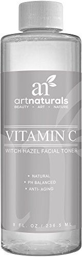 Art Naturals Vitamin C Hydrating Facial Toner 8 Oz - I would LOVE this toner, but any toner in general will work just fine. :)