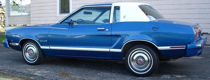 1976 Mustang Ghia