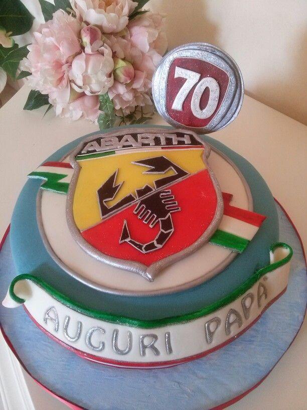 Abarth cake