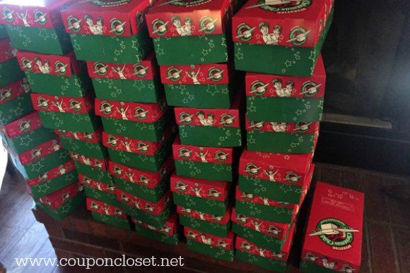 Making an Operation Christmas Child box this year? Here is a Huge list of Samaritan's Purse Operation Christmas Child Gift Ideas - Operation Christmas Child Gift Ideas divided up by age.