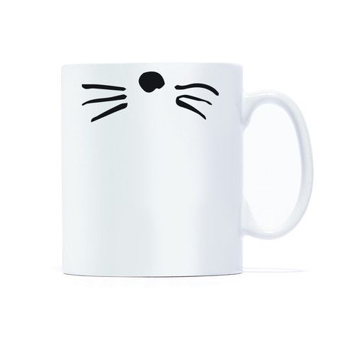 Whiskers Mug – Dan & Phil Shop - http://www.danandphilshop.com/collections/prints/products/whiskers-mug