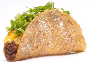 Jimboy's Tacos are made with ground beef, 1 tbsp olive oil, 3/4 cup water, lettuce tomatoes, shredded mexican cheese blend, 1 tbsp chili powder, 2 tsp onion powder 1 tsp each of: cumin, garlic powder, paprika, oregano, brown sugar, 1/2 tsp salt.