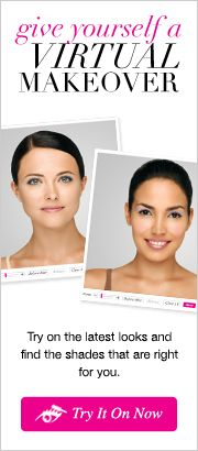 Avon Give yourself a Virtual Makeover Try It On Now