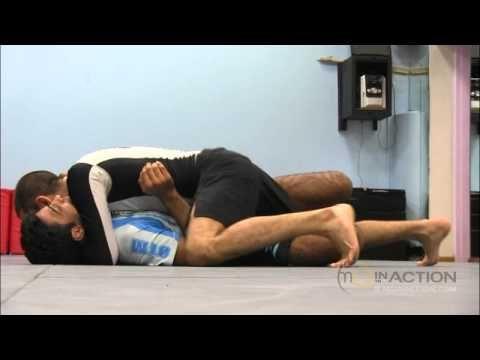 Marcelo Garcia in Action - Folding Pass, Knee Inside Pass, Knee Slide Pass - YouTube