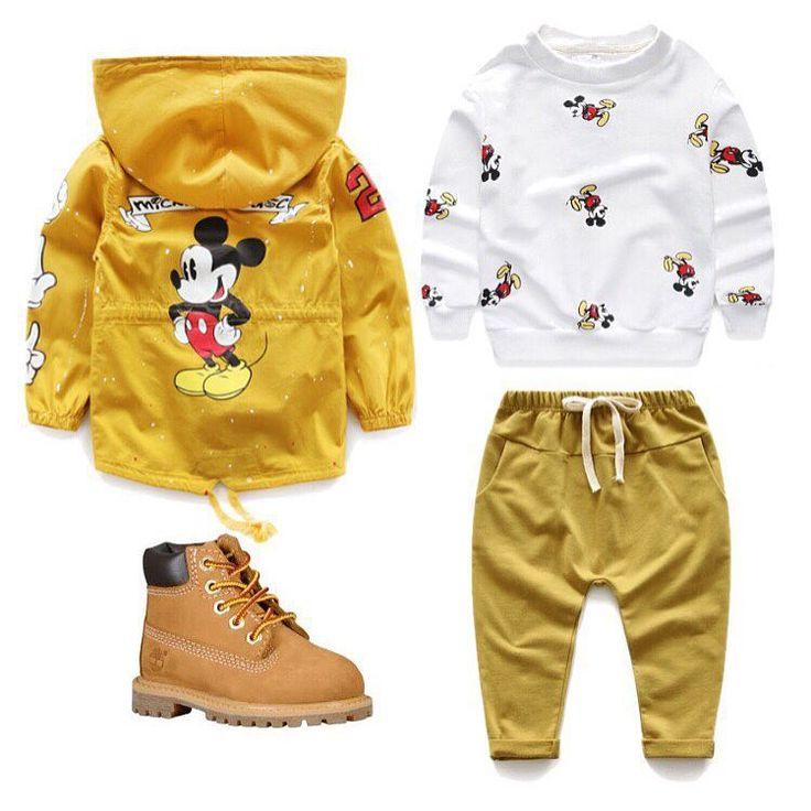 Fav--- Mickey Cargo