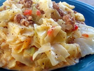 Even if you don't like cabbage you will love this dish!