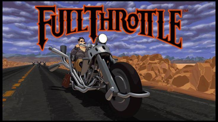 Full Throttle Remastered - recenzja gry - Gamerweb.pl