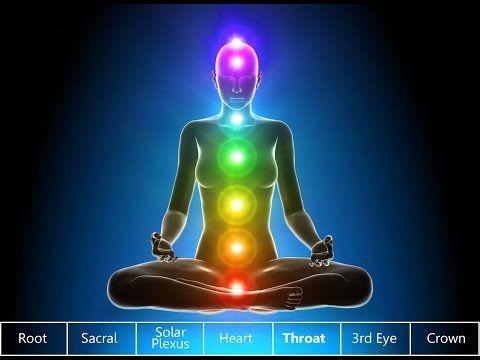 Full Chakra Healing ~ Spa Music w/ Binaural Beats + Isochronic Tones (ZEN, REIKI) - YouTube