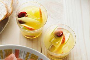 Lemonade Sangria recipe  #kraftrecipes