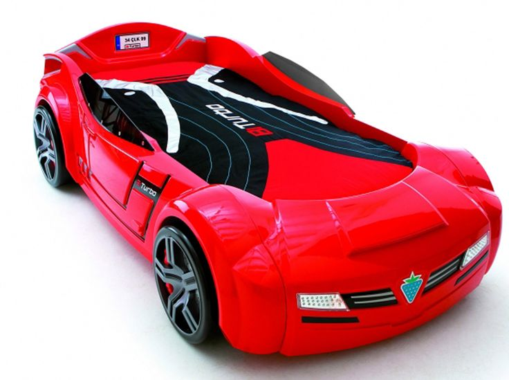 Toddler Car Bed For Boys | Car Beds Although This Seems To Be Much More  Passion · Kids Bedroom DesignsKids ...