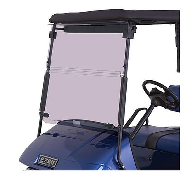 Best Way to Clean My Golf Cart Windshield First, know that the windshield on your golf cart is not made out of the same material as your car windshield.   Mike's Golf Carts in Perry, GA