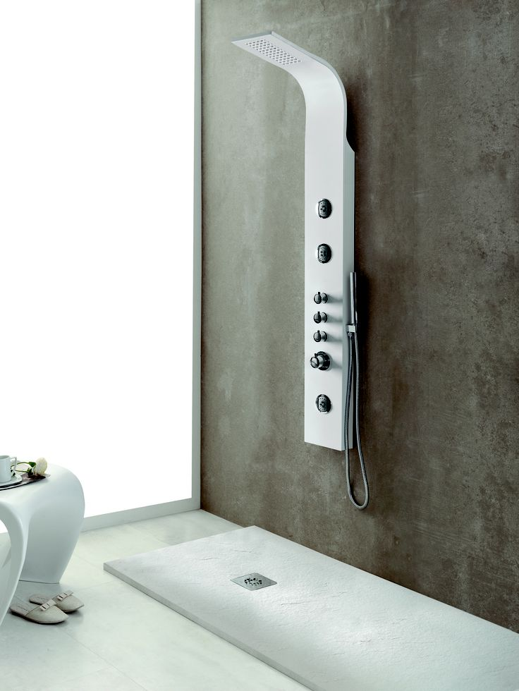 Isseo shower column by Acquaidro