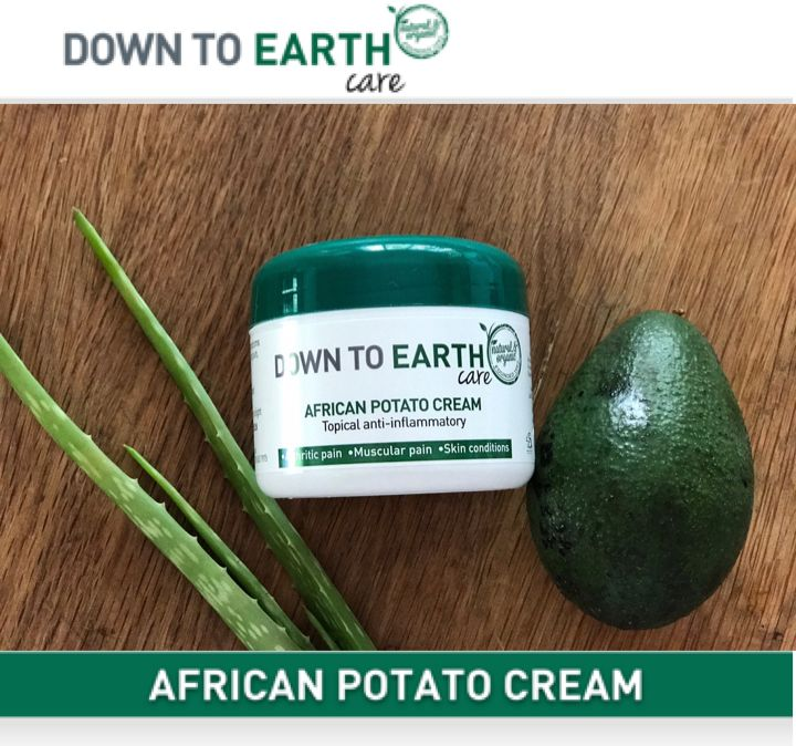 We love Avo & Aloe! Our African Potato Cream contains a cocktail of many extremely effective ingredients that deliver so many benefits.