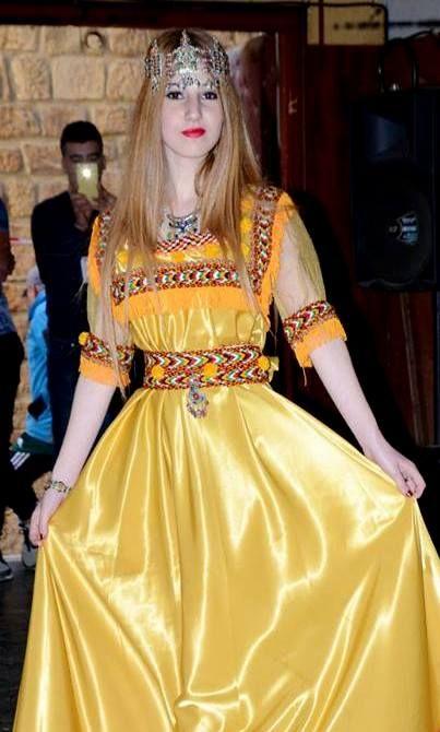 17 meilleures id es propos de robe berbere sur pinterest for Haute kabylie