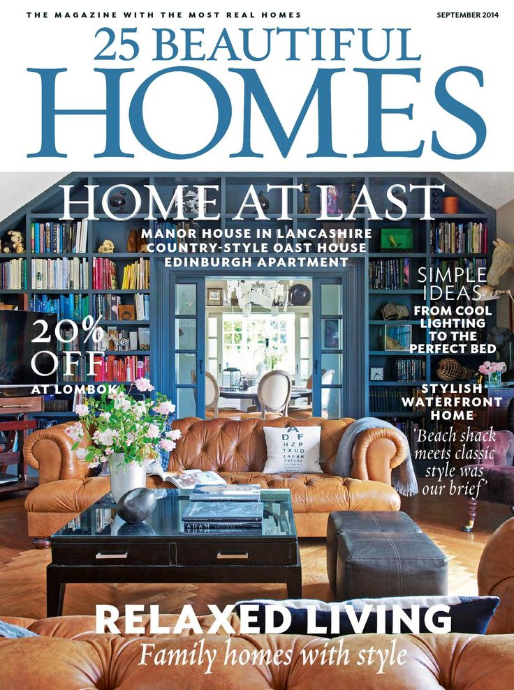 25 beautiful homes september 2014 uk