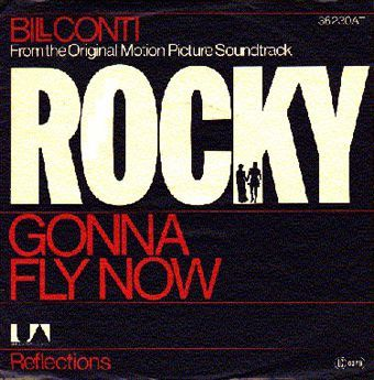 Gonna Fly Now (Rocky Theme) - Bill Conti free piano sheet music and downloadable PDF.