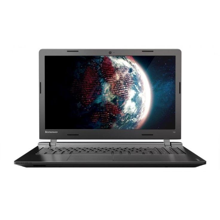Laptop Lenovo IdeaPad 100, 15.6'', HD, Intel® Core™ i3-5005U 2GHz Broadwell…