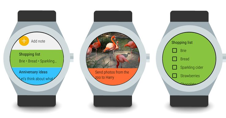Google Keep on Android Wear now lets you dictate notes on the go                                                                                                                                                                                 More