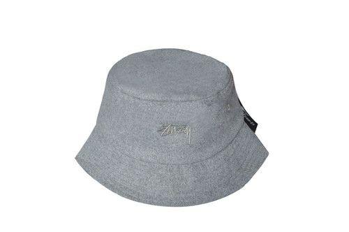 Stussy Unisex Bucket Hat Classic Fisherman Outdoor Cap
