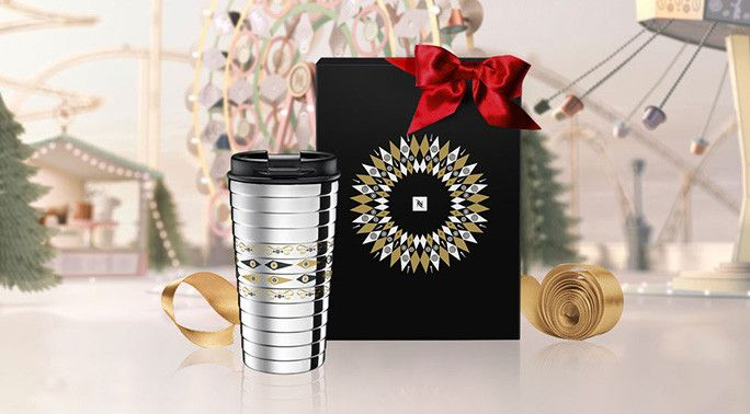 Limited Edition Touch Reisbeker   Koffiemokken   Nespresso