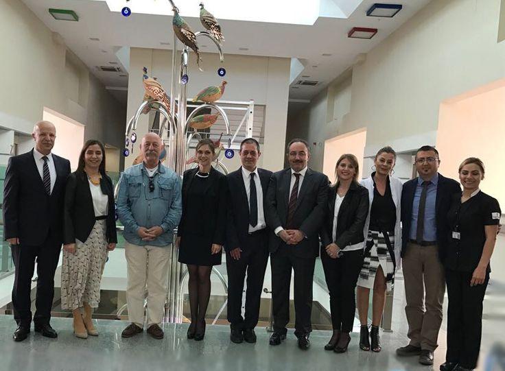 marm olarak, hastane ve medikal servis sağlayıcı ziyaretlerimize her zaman büyük önem vererek düzenli bir şekilde devam etmekteyiz. 2017 yılı içerisindeki ilk ziyaretimizi Antalya bölgesine gerçekleştirdik.  http://bit.ly/2qfxuM6