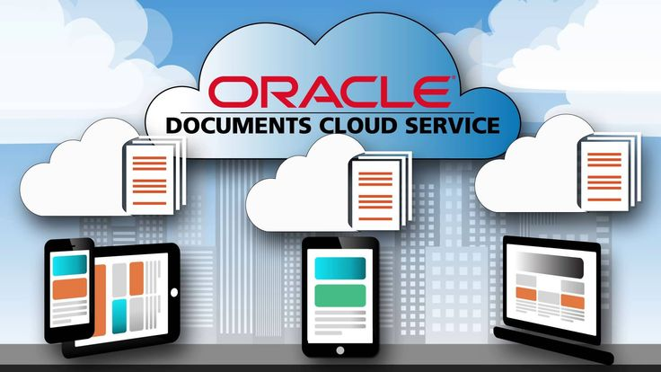 Documents Cloud Service Overview