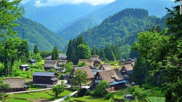 五箇山(富山県) Gokayama(Toyama Prefecture)
