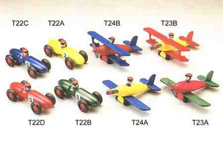 Wooden Toys UK - Wholesale: Traditional Wooden Toys from the Czech Republic.