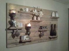 schilderijlijst van steigerhout - Google zoeken