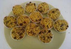 Jáhlové muffiny