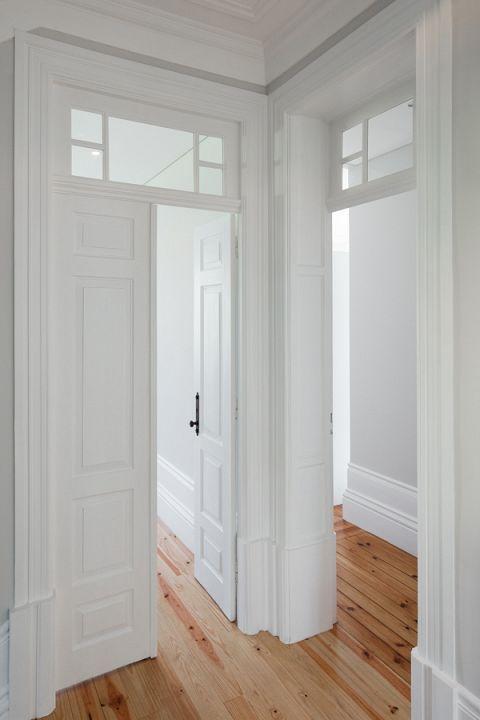 Projecto da autoria de Floret Arquitectura - Casa na Boavista, Porto