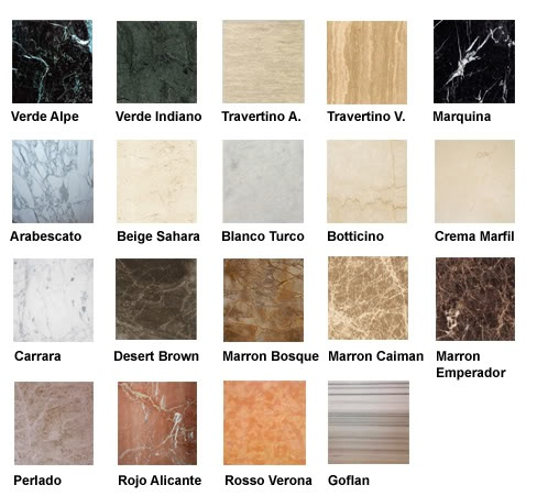 Marmoles y granitos texture pinterest for Marmol mesada colores