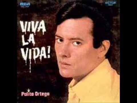 PALITO ORTEGA - ALBUM COMPLETO - VIVA LA VIDA -  Lp Nº 18