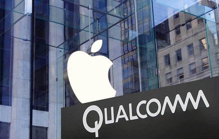 Qualcomm acusa Apple de tentar enganar agências reguladoras - EExpoNews