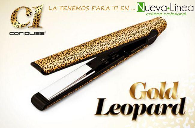 Fantásticas las planchas CORIOLISS que tenemos para ti en Nueva Linea #Córdoba, con una calidad precio increíble. La C1 GOLD LEOPARD por solo 105€. ¡VEN A VERLAS! PRONTO TENDREMOS #SORTEO Y TIENES QUE ESTAR ATENT@ #Nuevalineabelleza #Buenfinde