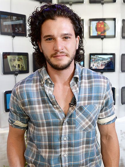Why GoT's Kit Harington Can't Cut His Hair http://www.people.com/article/kit-harington-game-of-thrones-hair #NotUpsetAboutThis #GameofThrones