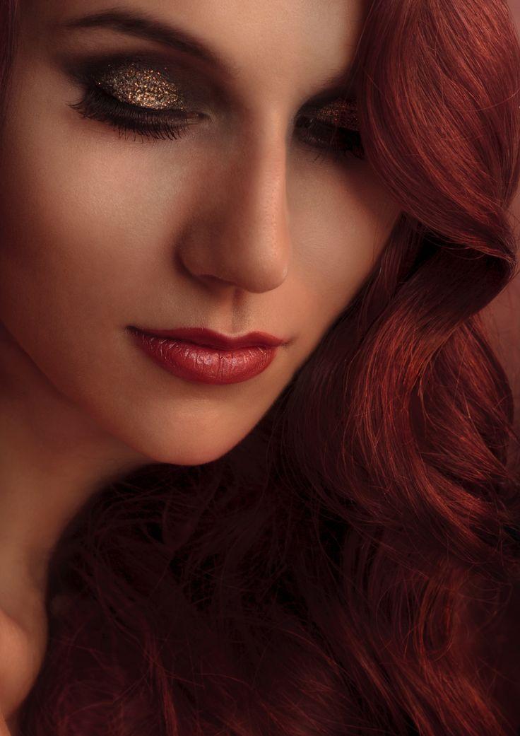 model: Sylwia Nesterak foto: Kuba Karwala mua: Agnieszka Pąchalska hair: Anna Ślusarczyk
