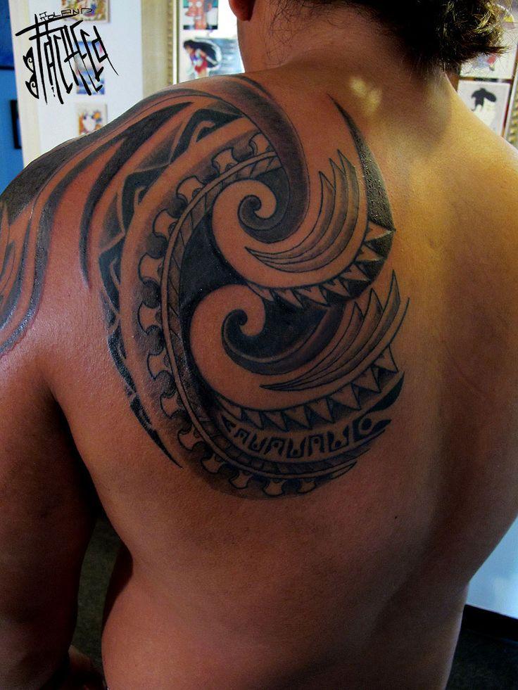 20 best island tattoo designs images on pinterest design tattoos hawaiian island tattoo and. Black Bedroom Furniture Sets. Home Design Ideas
