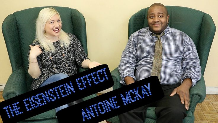 The Eisenstein Effect Ep 31 Antoine McKay -  Actor (Bunkie from Empire!)