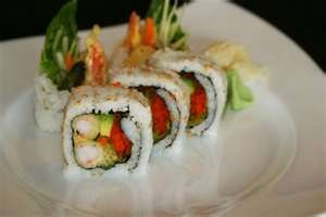 SHRIMP TEMPURA SUSHI ROLLS (not actual pic shown) Need: butterfly shrimp (straight shrimp preferred). seaweed paper, sushi rice, fish eggs, imitation crab, mayo, avocado (sliced), cucumber (sliced into long pieces), sushi roller. Preparation: Shred the imitation crab, and mix with mayonnaise. the mix should be enough for the crab and mayo to stick together, put aside. Cut Avocado in slices, and cucumber in long pieces (as long as the butterfly shrimp). cook sushi rice OR u can use re...