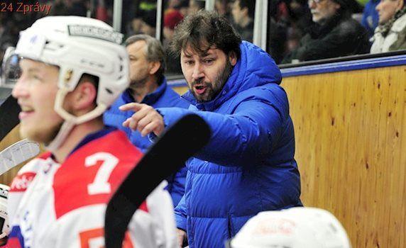 Druhá liga, nebo první, emoce budou vždy stejné, ví trenér Sobotka