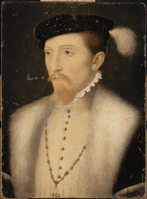 Jean III d'Ailly d'Annebault, baron de Retz, seigneur de la Hunaubaye.. . .Gentilhomme de la chambre de Charles IX, capitaine de Conches et d'Evreux tué à la bataille de Dreux en 1562. Fils de l'amiral Claude d'Annebault, baron de Retz. c. 1568